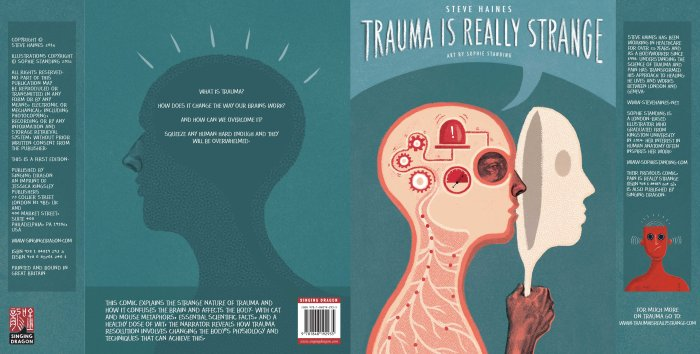 Trauma Is Really Strange front,back and flaps 2015-11-07